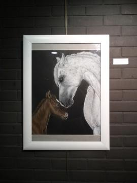 Exposicion_de_pintura_mas_que_animales_hiperrealismo_gabriela_del_olmo_pilar_miro_11