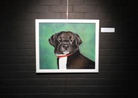 Exposicion_de_pintura_mas_que_animales_hiperrealismo_gabriela_del_olmo_pilar_miro_4