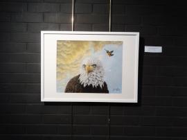 Exposicion_de_pintura_mas_que_animales_hiperrealismo_gabriela_del_olmo_pilar_miro_8