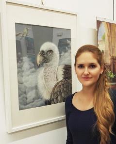 carmen-holgueras-exposicion-certamen-pintura-madrid-gbriela-del-olmo-riera-animal-portrait-artist-2016-pinturas-animales-7