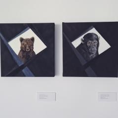 exposicion-pintura-animalista-gabriela-del-olmo-riera-madrid-villanueva-de-la-acanada-2017-mostrando-la-realidad-respeto-animales-concienciacion-3